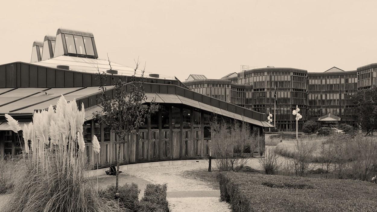 ESA ESTEC Campus Noordwijk