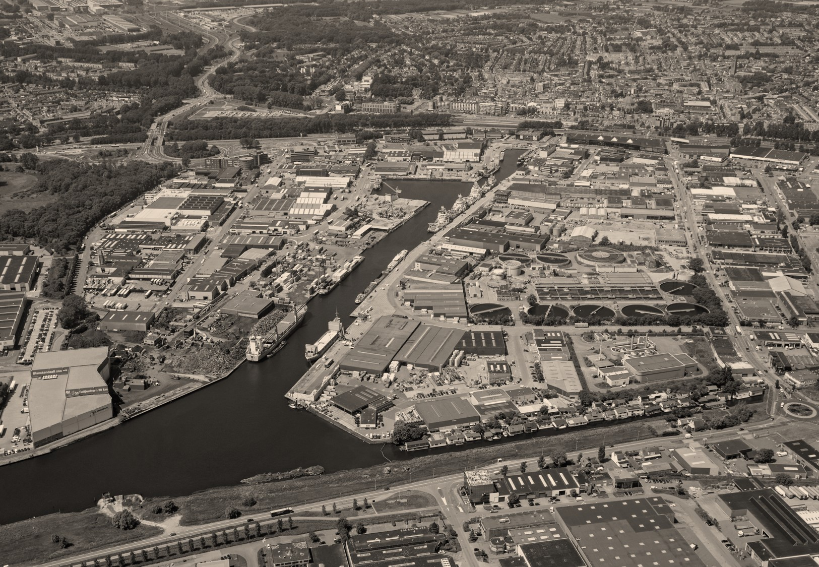 Industrieterrein de Pijp Beverwijk